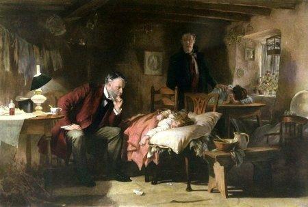 Il dottore (fonte: http://juliesrandommusings.blogspot.com/)
